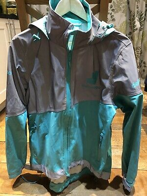 Deliveroo Waterproof Cycling Jacket Reflective Size Medium