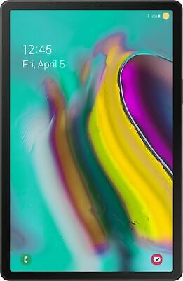 "Samsung - Galaxy Tab S5e - 10.5"" - 128GB - Black"