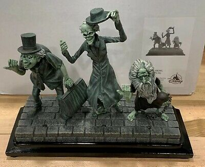 Disney Haunted Mansion 50th Hitchhiking Ghosts LED Light-Up Figure IN HAND