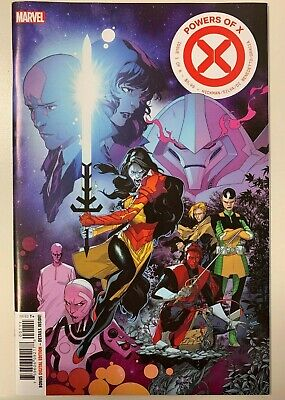 POWERS OF X #1 Silva Main Cover A 1st Print Marvel 2019 NM