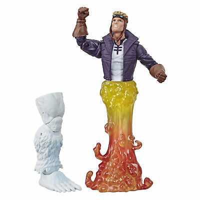 Hasbro Marvel Legends Series 6-inch Action Figure Marvel's Cannonball Toy