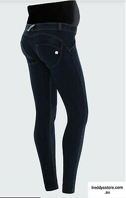 Freddy's Maternity Jeans - Black worth $179 brand new
