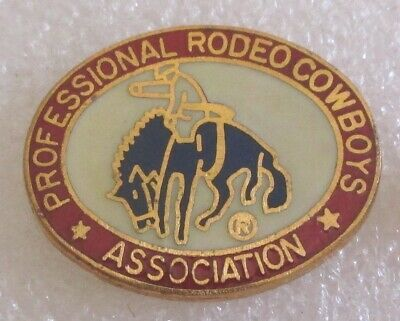 Professional Rodeo Cowboys Association Member Pin