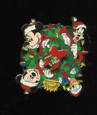 WDW Spectacle of Pins 2004 Mickey & Gang Spinner LE Disney Pin 33347