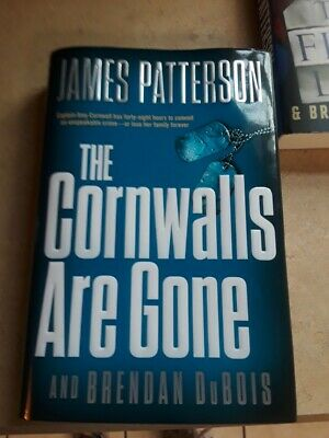 the cornwalls are gone by james patterson