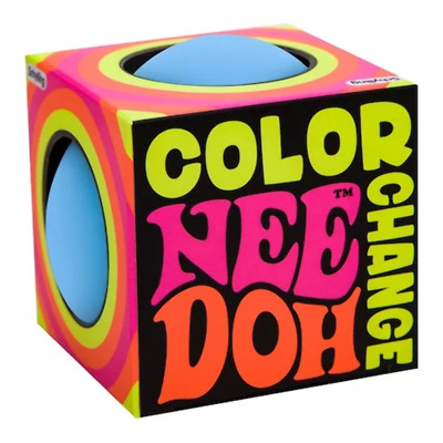 Nee-Doh Color Colour Change Stress Ball