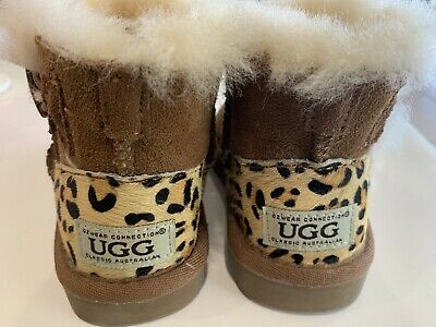 Genuine UGG Boots - Kids Size 5/6 - USED