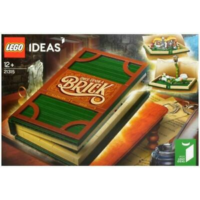 LEGO 21315 Ideas Pop-Up Book New Sealed