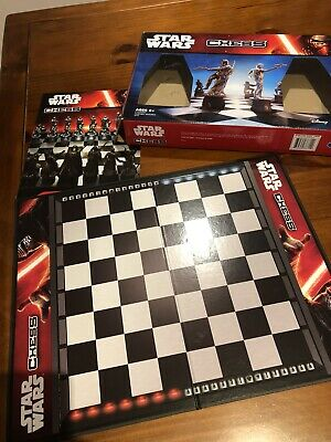 Star Wars Chess Set, Complete