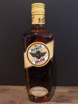 Bundaberg Rum. Wings Bottle. This bottle was only available from the Bondstore.