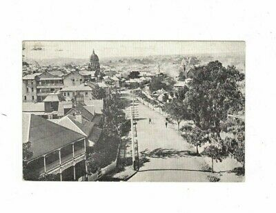 Australia Postcard,  Wickham Terrace  BRISBANE Qld