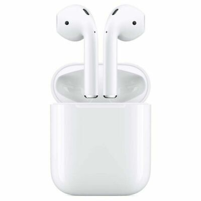 Apple AirPods 1. Generation mit kabellosem Ladecase In-Ear Headset  Bluetooth DE