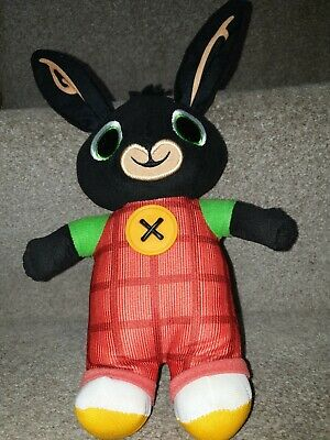 Bing Bunny Talking Soft Plush Toy Character Cbeebies Collectable