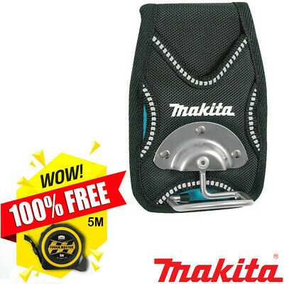 Makita Blue Collection Hammer /& Hand Tool Holder Work Pouch Belt Clip P-71934