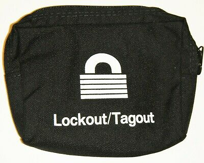 Brady Y333547 Lockout/Tagout Pouch POUCH ONLY