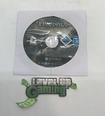 Terminator Salvation PS3 Playstation 3 Unboxed Disc Only  **FREE UK POSTAGE