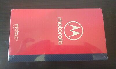 UNLOCKED SEALED Moto Z3 Play 64GB Memory Cell Phone with Moto Mod(Power Pack)