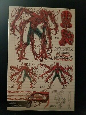 Absolute Carnage Miles Morales Young Gun Variant Marvel Comics