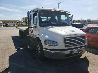 Flatbed Tow Truck Wrecker-Extended Cab