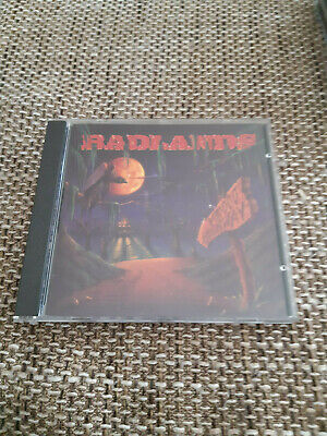 BADLANDS dto. CD, Ozzy Osbourne, Guns 'N Roses, Hardrock