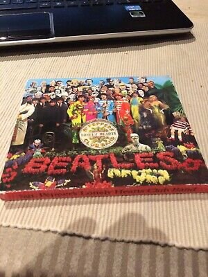 The Beatles - Sgt Peppers lonely heart club band (1967)