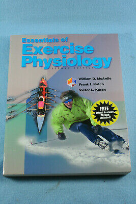 Essential of Exercise Physiology Second Edition 2000 CD Included