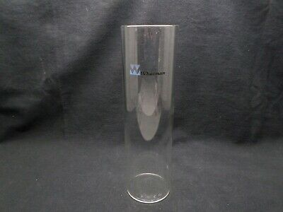 WHATMAN TLC Glass Chromatography Developing Chamber for 2x8in Plate No Cap