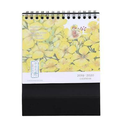 Fresh Pattern For 1 Year Desktop Planner Monthly Weekly Daily Academic Planner G