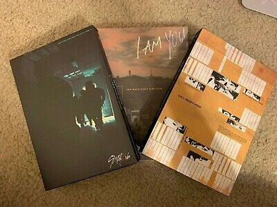 Stray Kids Taiwan I Am Not I Am You Yellow Wood Special Edition Albums (No PCs)