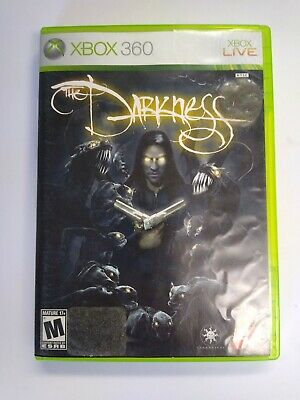 The Darkness ( Microsoft Xbox 360, 2K Games,  2007) Complete