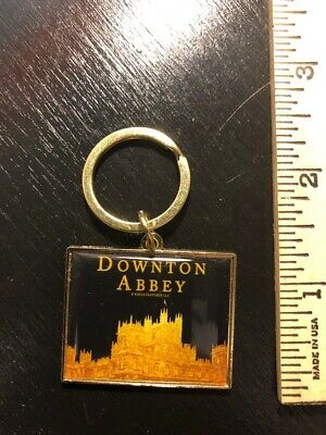 Downton Abbey (2019) Movie Advanced Screening Promo Keychain
