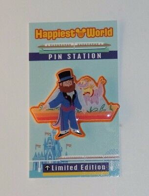 Disney Dreamfinder and Figment Journey into Imagination Epcot custom fantasy pin