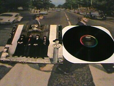 The Beatles Hey Jude 1884 Capitol Rainbow L.a.  Pressing Near Mint Vinyl