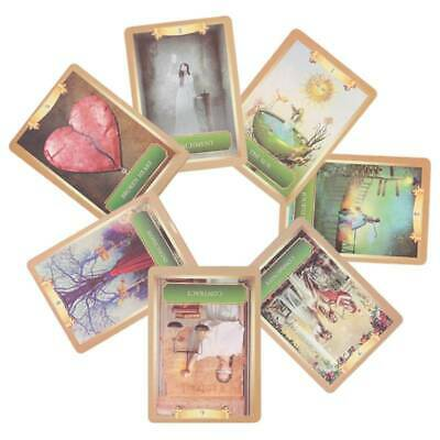 Energy & Power Oracle Cards Magic Tarot Card Deck Sets Divination Guidance Gift