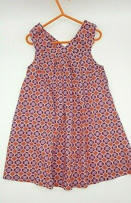 Girls Clothes 8 Years Outfit Next Pink Ditsy Cotton Blend Skater Summer Dress