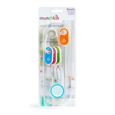 Munchkin Details Cleaning Brush Set 4 pack