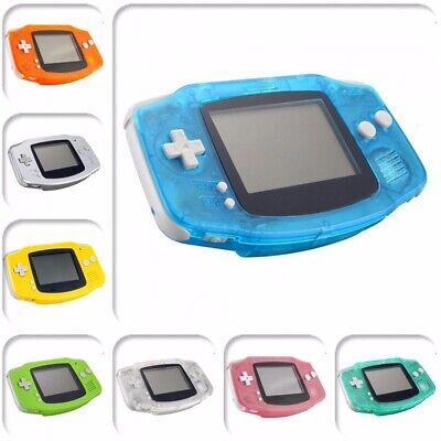 Replacement Housing Shell Case Kits For Nintendo GBA Gameboy Advance Console