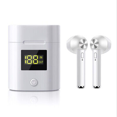 Universal Wireless Bluetooth 5.0 In-Ear Earbuds Earphone Noise Reduction Headset