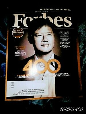 Forbes: The Forbes 400. Richest People.