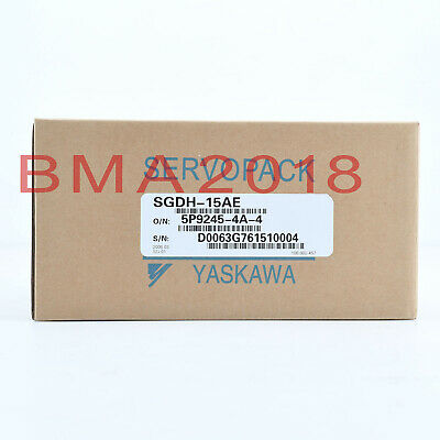 1Pc Brand new  Yaskawa servo driver SGDH-15AE One year warranty fast delivery
