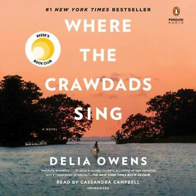Where the Crawdads Sing By: Delia Owens (Audiobook) mp3