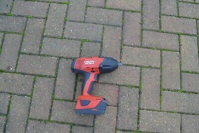 """HILTI SIW 22T-A 1/2"""" - Cordless Impact Wrench with B22 / 5.2Ah Battery"""