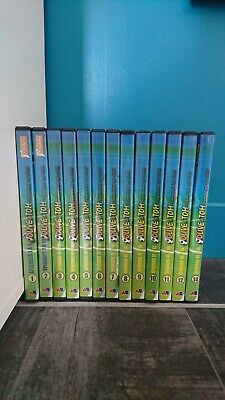 Olive et Tom Captain Tsubasa lot 13 DVD VF Collector