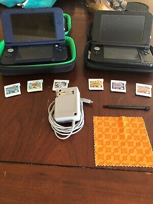 Nintendo 3ds xl Pokémon X and Y And Nintendo 3ds Xl Galaxy Edition