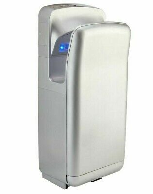 Electric Hand Dryer Blade High Speed Jet Automatic Wall Mounted Hot Air Drier