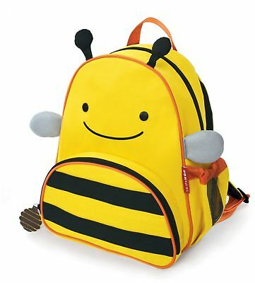 Skip Hop ZOO LITTLE KID BACK PACK - BEE Kids Clothes Accessories Bags BNIP