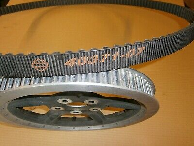 Harley Davidson Sportster 883 Belt and Rear Pulley