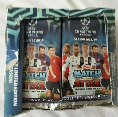 Topps Match Attax UEFA Champions League Trading Cards 2018/19