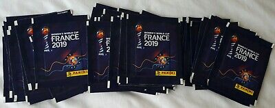 Women's World Cup 2019 France 2019 30 packets