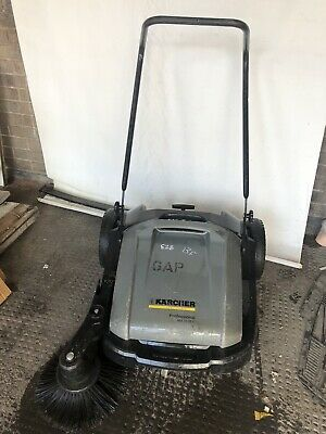 Karcher Professional KM 70/20 C Compact Push Broom Road Sweeper